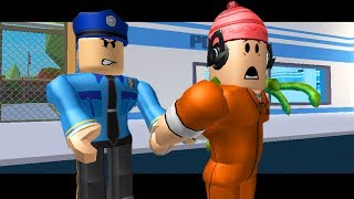 I WAS ARRESTED...AGAIN! (A Roblox Jailbreak Movie)