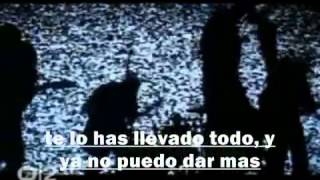 korn - here to stay ( subtitulada ) Inmune to fear