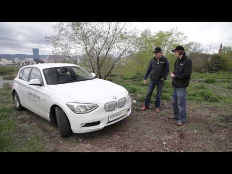 BMW 118. Тест-драйв