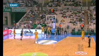 PANATHINAIKOS-KHIMKI 101-66 PANATHINAIKOS HIGHLIGHTS