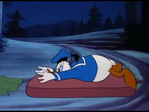 Donald Duck:  Wide Open Spaces 1947