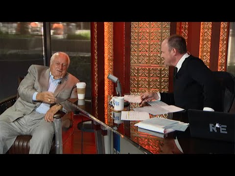 Former Dodgers Manager Tommy Lasorda talks about changes in baseball on The RE Show 4/16/15