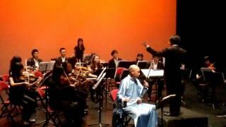 Butterfly Lovers  梁祝.  Guo Gan  ErHu  Concerto .