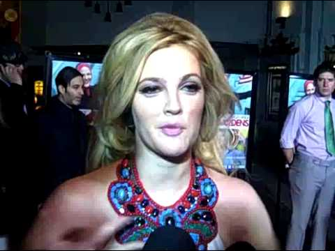 drew barrymore grey gardens premiere