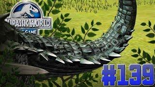 NEW DINOSAUR CONFIRMED!?!-Jurassic World:The Game Ep. #139