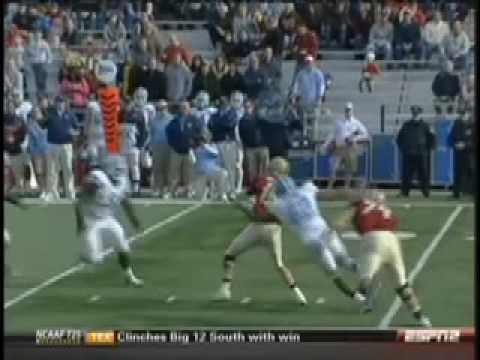 BC vs North Carolina Tar Heels Football 2009 Video
