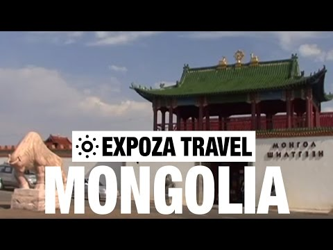 Mongolia Vacation Travel Video Guide