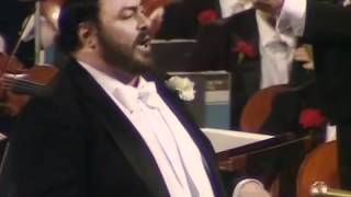 Luciano Pavarotti Torna A Surriento London 1982