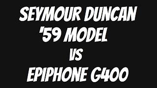 "download lagu ""blind"" Test  Seymour Duncan '59 Model And Epiphone gratis"