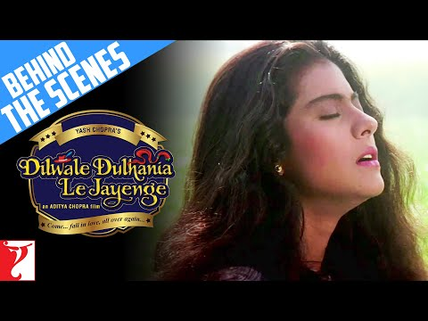 Behind The Scenes - Part 3 - DDLJ