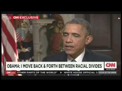 President Obama Interview with Candy Crowley on North Korea, Cuba, race (December 21, 2014) [2/2]