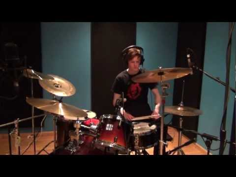 Recording Drums for Castle Road