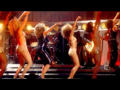 Tina Turner Steamy Windows Live 2009