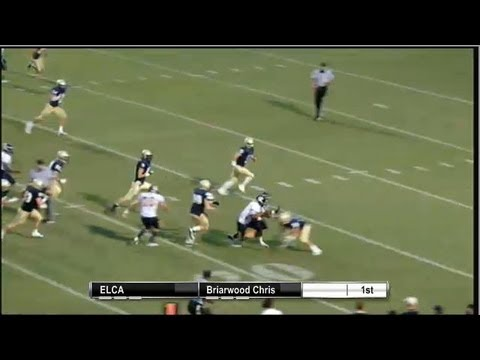 ELCA vs. Briarwood Christian School