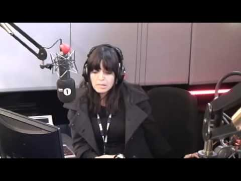 Claudia Winkleman plays Carpark Catchphrase