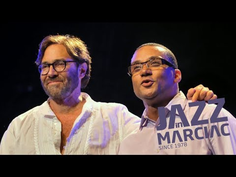 Al Di Meola&Gonzalo Rubalcaba @Jazz_in_Marciac : Mardi 2 Août 2011
