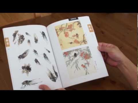 The Insects Book  A Pratical Painting Manual For Sumi E Or Cbp Artists