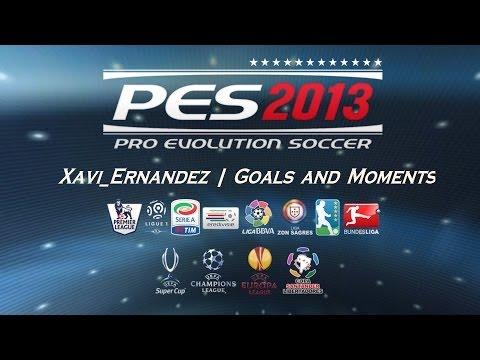 PES 2013 | Goals and Moments | Xavi_Ernandez | Part 11