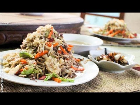 HOW TO MAKE BATIL PATUNG (PANCIT TUGUEGARAO)