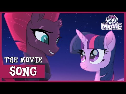Rainbow (Twilight Offers Tempest Her Friendship)   My Little Pony: The Movie [Full HD]