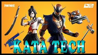 """NEW """"KATA TECH"""" SET SKINS in the ITEM SHOP! - """"JETPACKS"""" are BACK! // Playing With SUBSCRIBERS"""