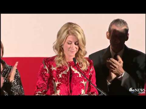 Wendy Davis Delivers Concession Speech