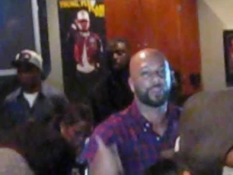 Common Listening Party ATL, Ga The Dreamer, The Believer.