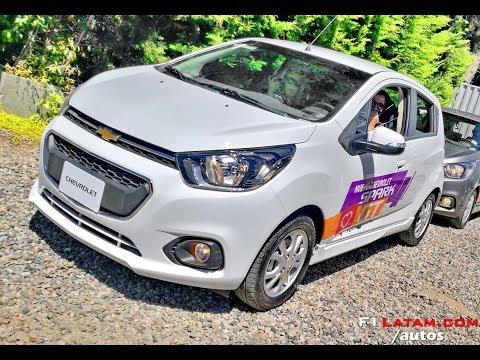Nuevo Chevrolet Spark GT 2019 en Colombia - Lanzamiento y Presentación Oficial