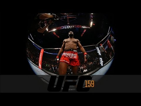 UFC 159: Jon Jones Pre-Fight Interview