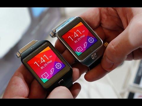 Часы Samsung Gear 2 и Gear 2 Neo: предварительный обзор