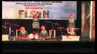 Download Lagu Pentas Seni Karawitan FLS2N Tingkat Nasional 2014 part 12 Gratis STAFABAND