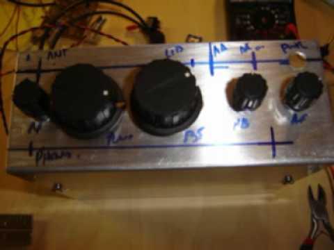 Ten-Tec T1056 CW SSB Ham Radio Kit