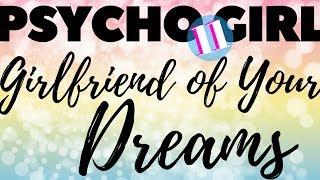PSYCHO GiRL 11 LYRIC VIDEO!   GIRLFRIEND OF YOUR DREAMS   MINECRAFT PSYCHO GiRL VIDEO