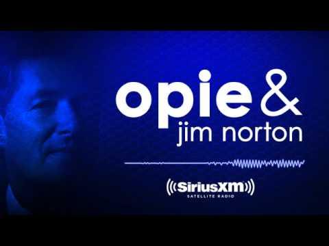Piers Morgan VS Chuck the Redneck on Gun Control - @OpieRadio
