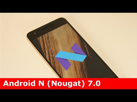10 Tips & Tricks for Android N Nougat 7.0 running on Nexus 6P