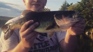 Northwest CT Fishing 2017
