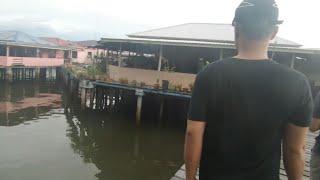 Keliling Brunei - Kampung Tamoi ( Kampung diatas air )