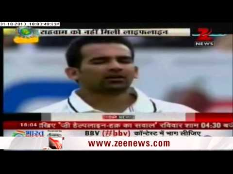 Zaheer, Sehwag, Gambhir, Yuvraj and Harbhajan left out of Indian squad