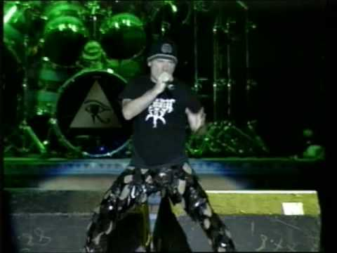 Iron Maiden-16.the Number Of The Beast(argentina 2009 Pro Shot) video