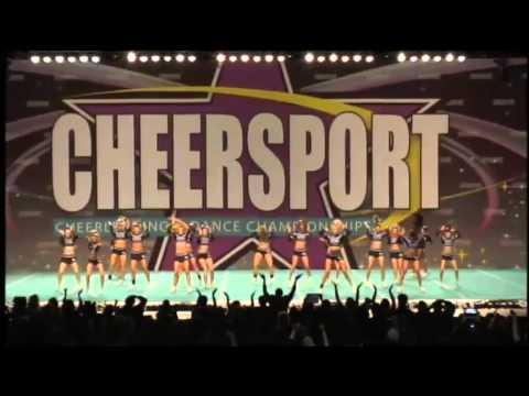Cheersport   Maryland Twisters Velocity