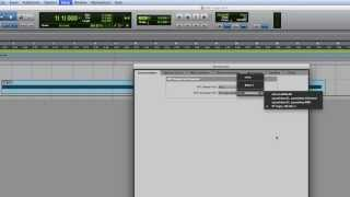 Pro Tools Tutorial: How To Sync Pro Tools 11 With Logic Pro X