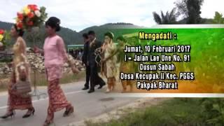 Download Lagu Pakpak bharat WEDDING SAMAN MANIK & LESRIWANTI BOANGMANALU. LAGU PAKPAK TERBARU UNTUK PERNIKAHAN Gratis STAFABAND