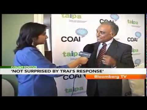 Not Surprised By TRAI's Response: COAI