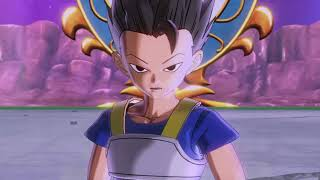 DRAGON BALL XENOVERSE 2 - What if Fight -Gohan (Adult) vs Cabba