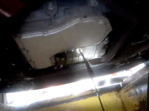Pontiac G6 3.5 oil change