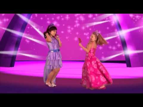 BARBIE - A Princesa & Pop Star - Sulamericana Fantasias Comercial