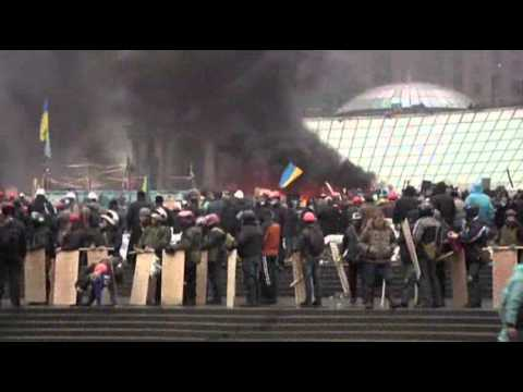 Kiev Sees Deadliest Day in 3 Months of Protests