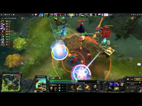 SLTV StarSeries S5 Day 12 - VP vs Fota