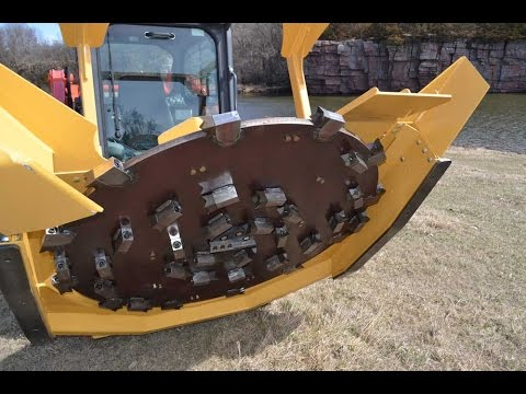 Forestry Mulcher For Sale >> Operating Techniques Skid Steer Forestry Mulcher Tech Tips