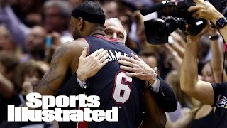 LeBron James: Gregg Popovich Is Greatest NBA Coach Of All-Time | SI Wire | Sports Illustrated